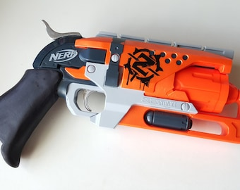 Nerf Hammershot Handle Scales