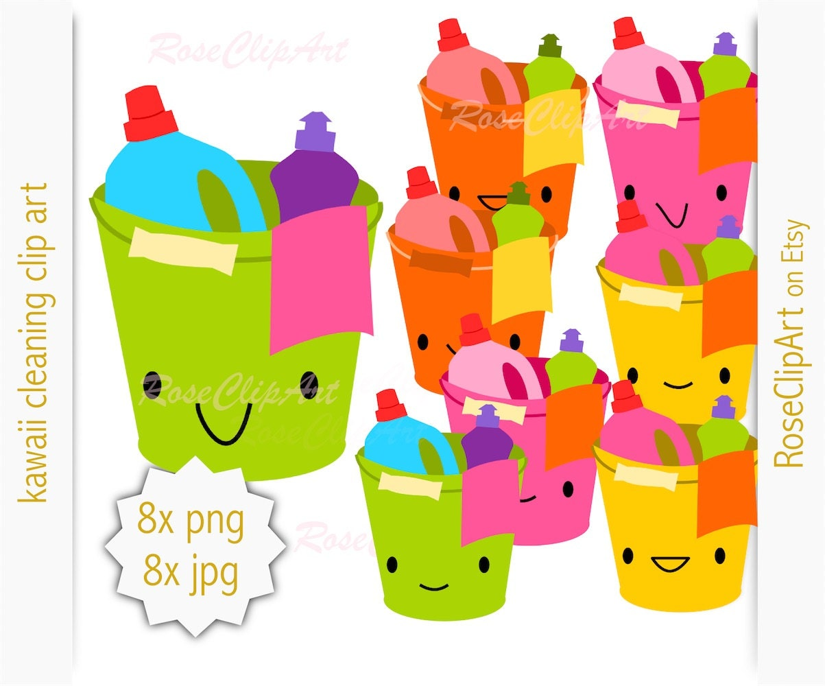 cleaning supplies clipart. zoom cleaning supplies clipart f