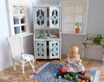 1:12 Dollhouse furniture cupboard Doll House miniature