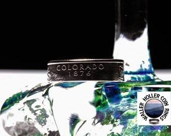 Colorado State Quarter Ring