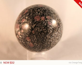 Sphere Ruby Spinel from India #145