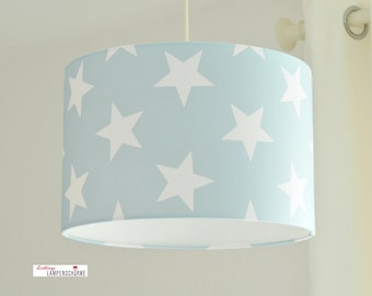 Lampshade stars - available in all colors