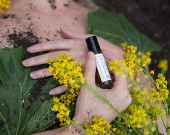 SOLSTICE Botanical Perfume