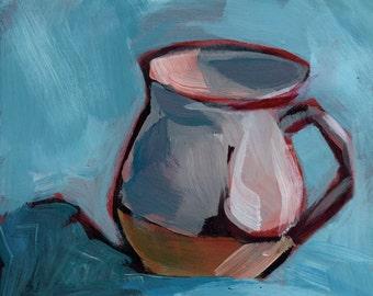 Print:012a - First Mug