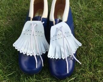 Vintage plus five golf shoes