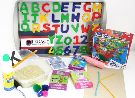 home preschool curriculum kits homeschool learning kit toddler learning by legacylearning 81002