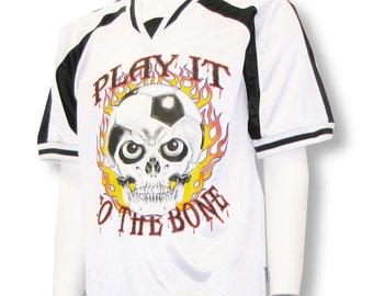 Play It To The Bone Soccer Keeper Jersey (Short Sleeve)