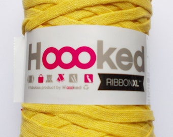 Hoooked RibbonXL, yellow