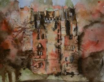 Glamis Castle, Scotland