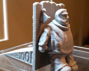 Decorative 3D Printed Hodor Door Stop