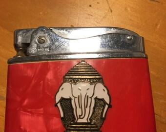 Vintage Penguin Lighter