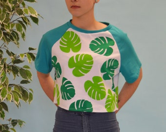 Palm raglan crop
