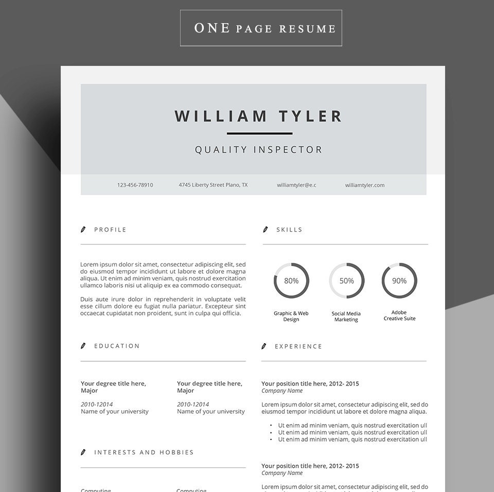 executive resume resume template cv template professional resume cover letter template online resume hayex