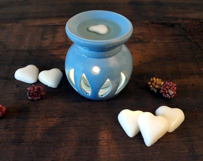 Scented Melts Heart, business gift, Christmas Home fragrance, for Candle warmer, Cheap gift idea for friends, neighbors, cousins and parents