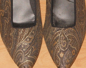 St Michaels vintage shoes UK 6.