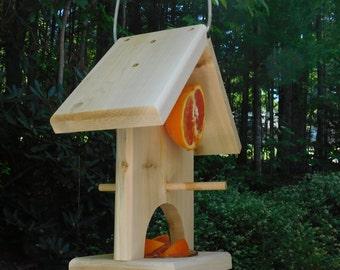 Cedar Oriole Bird Feeder,Haning Bird Feeder