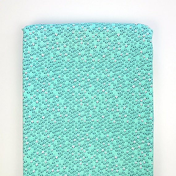Changing Pad Cover >> Paper Bebe in Turquoise >> Nursery Decor >> ready-to-ship MIX