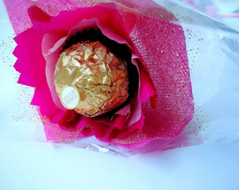 Single stem Ferrero Rocher