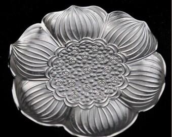Stainless Steel Lotus Flower Coasters