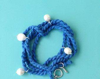 Laguna Wrap Bracelet