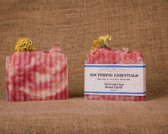 Handcrafted Soap: Sweet Earth