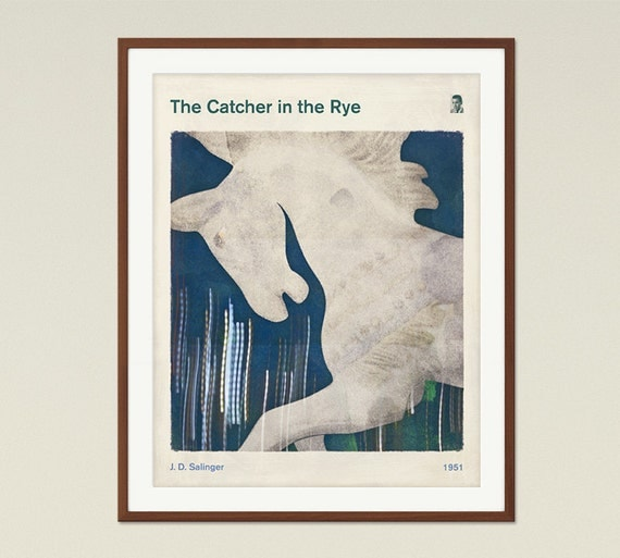 the theme of entering into adulthood in the catcher in the rye by j d salinger Free summary and analysis of the events in j d salinger's the catcher in the rye that  turns out, getting the ax is a recurring theme in  he's more into.