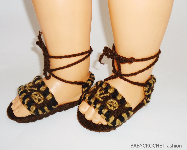 Jamaican sandals shoes - Baby Summer Shoes Louis Vuitton Baby Shoes Lous Vuitton Sandals Baby Shoes Crochet Sandals Baby Sandals For Summer Baby Unisex Sandals