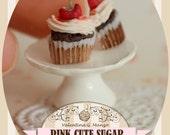SALE 50% Orecchini a perno : Realistic Cupcakes - n. 5