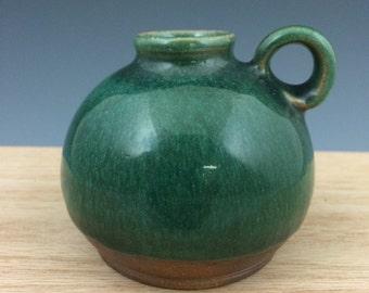 Small Ceramic Jug, Pottery, Mommy Pot