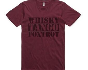 WTF?! T-shirt Tee