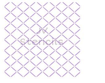 Diamond Lattice Stencil