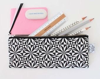 Pencil case//Pencil pouch//Teen pencil case//Teen pencil pouch//School supplies//Kids pouch//Cosmetic case//Original ANJESY Designs.