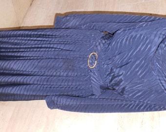 Vintage Lerose Navy Dress