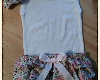 baby outfit and headband