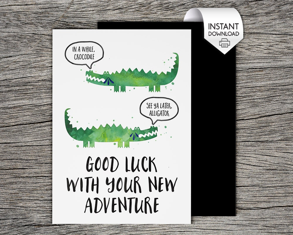 Modest image pertaining to printable goodbye cards