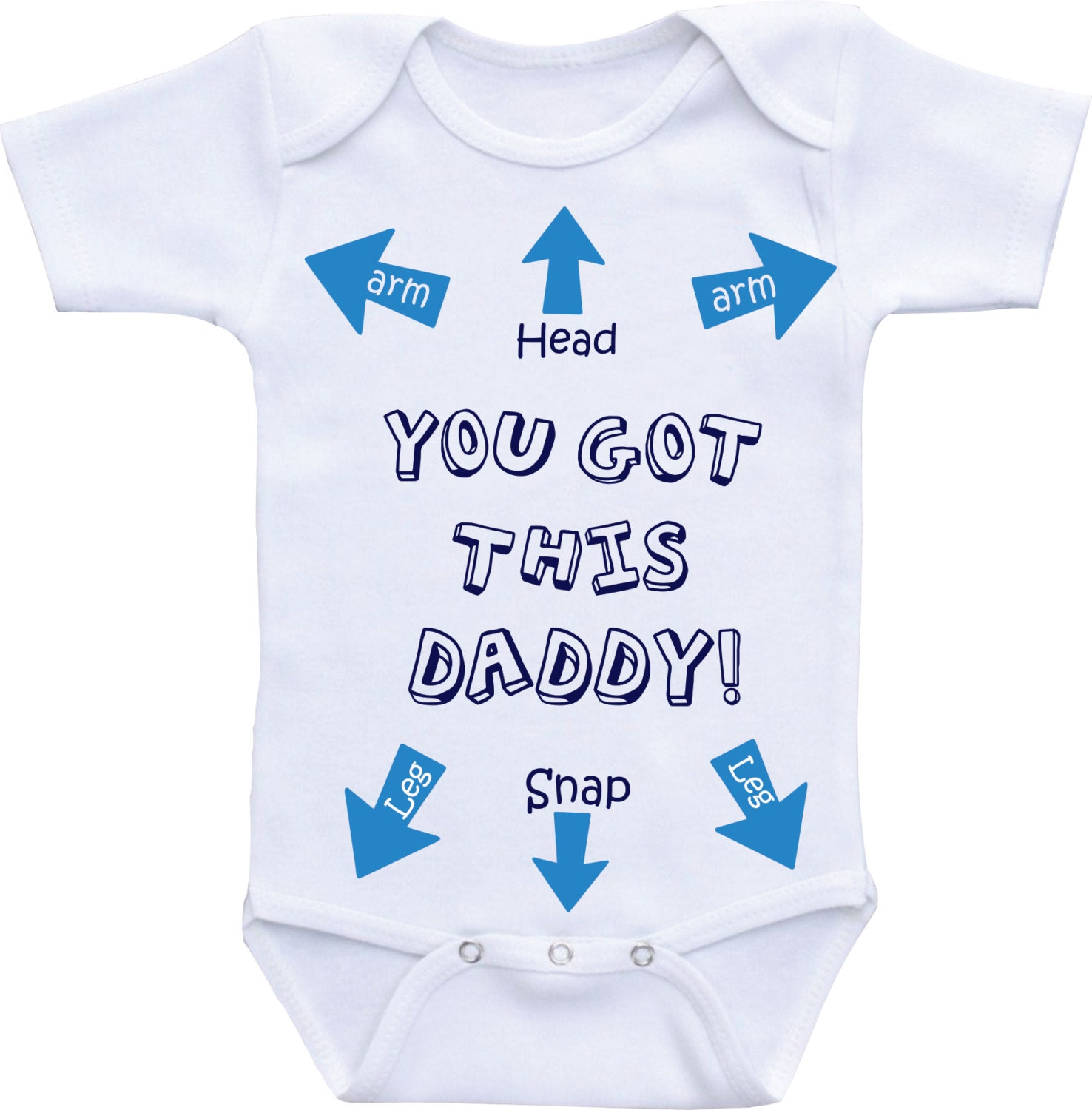 Baby bodysuits are a cute choice when introducing your newborn to the world. Multipacks offer several onesies in one package, so you can quickly build a wardrobe for your little bundle of joy. Try a pack of colorful, short-sleeved bodysuits with contrasting trim.