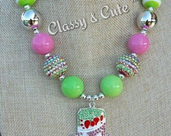 Shopkins Chunky Necklace