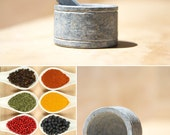 Stone Mortar and Pestle, Mortar
