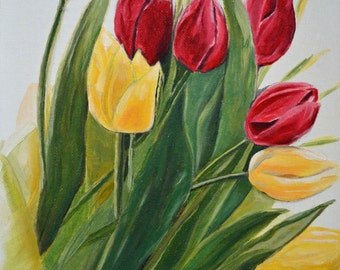 Flower Painting #8