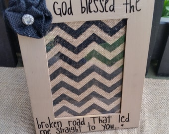 Rascal Flatts Lyrics Picture Frame; Broken Road; Black and Tan