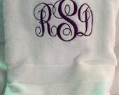 Monogrammed bath towel, monogrammed towels, towel sale,monogrammed towels,monogram towel,monogram bath towel,monogram bath towels,