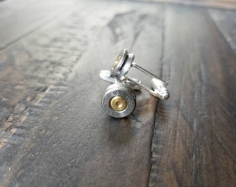 Handmade AK47 7.62x39 Bullet Cuff Links Bullet Cufflinks  Men's Accessories AK47 Cuff Links 7.62x39 Cuff Links