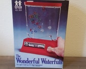 The Wonderful Waterfuls Ring Toss by TOMY Collectible NEW