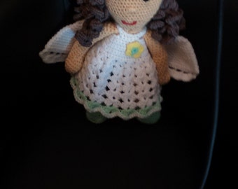 Doll Angel Christmas