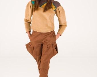 Alpaca sweatshirt