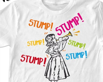 baby girl with trumpet-girl with trumpet-music t-shirt florence La Nonsense