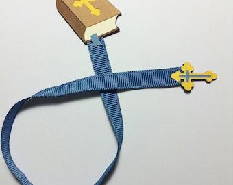 Bible Ribbon Bookmark