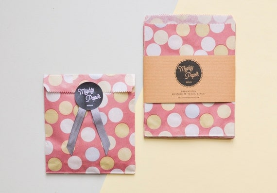 Wedding Favor Bags Paper : ... Favor Bags, Paper Bags, Wedding Favor Bags Candy Bags Flat Party Bags