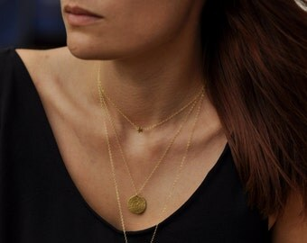 Stacking necklace