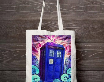 Doctor Who eco bag
